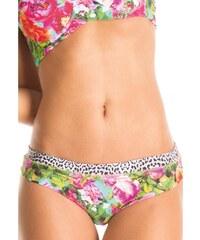 Milonga Bikini imprimé floral légèrement échancré GUADALUPE (BAS)