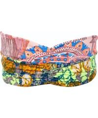 Maaji Bandeau pour cheveux multicolore beach turban