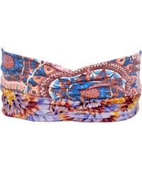 Maaji Bandeau cheveux imprimé beach turban