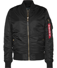 Alpha Industries Ma-1 Vf Pm W Bomberjacke black