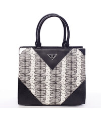Černá luxusní kabelka David Jones Gaby černá