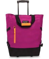 PUNTA wheel Nákupní taška na kolečkách 10183-3101 azalkovo-černá