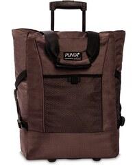 PUNTA wheel Nákupní taška na kolečkách 06980-1200 hnědá