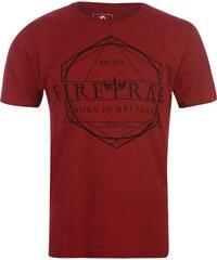 Tričko Firetrap Empress dět. červená