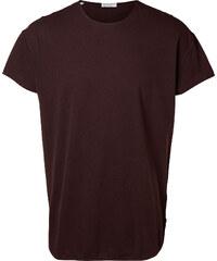 Selected SHDPine Ss O Neck T-Shirt fudge