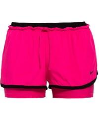 Nike Performance FULL FLEX 2IN1 kurze Sporthose rose/noir