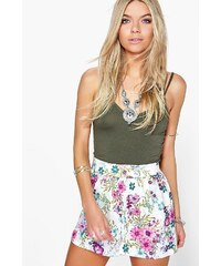 BOOHOO Vzdušné květinové šortky Lucy