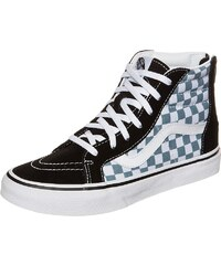 VANS Sk8-Hi Zip Checkerboard Sneaker Kinder