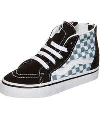 VANS Sk8-Hi Zip Checkerboard Sneaker Kleinkinder