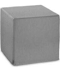 Outdoor-Sitzwürfel Cube CARIBE OUTDOOR HOCK grau