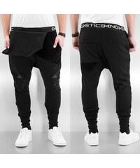 Bangastic Kazim Sweat Pants Dark Grey/Black