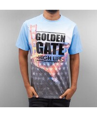 Just Rhyse High Life T-Shirt Colored