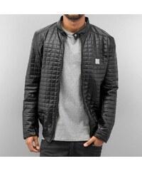 Dangerous DNGRS Fake Leather Jacket Black