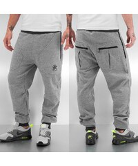 Just Rhyse Lenny Sweat Pants Grey Melange
