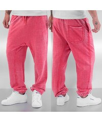 Just Rhyse Sweat Pants Red