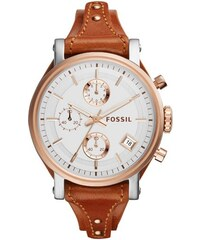 Fossil Montres, Original Boyfriend Watch Cognac en cognac