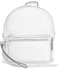 Rebecca Minkoff Sacs à Bandoulière, Small Lola Backpack White en blanc