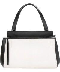 Celine Sacs portés main, Edge Multicolor Tote Small Black/White en blanc, noir
