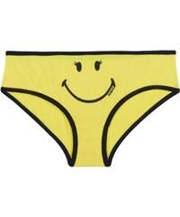 Pomm'Poire Happy Day by Smiley - Slip imprimé - jaune