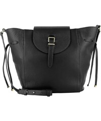 Meli Melo Sacs à Bandoulière, Fleming Medium Crossbody Black en noir