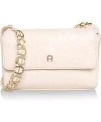 Aigner Sacs à Bandoulière, Abby Mini Crossbody Bag Pearl White en blanc