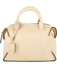 Dkny Sacs portés main, Williamsburg Vachetta Leather Bowling Bag Buff en beige