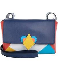 Jil Sander Navy Sacs à Bandoulière, Crossbody Bag Bunt en multicolore