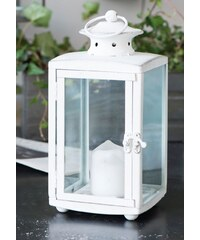 IB LAURSEN Lucerna White/glass