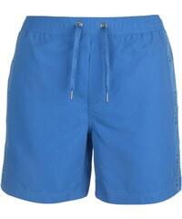 Plážové kraťasy Firetrap Blackseal Tape Leg pán. modrá