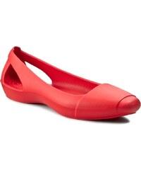 Női Crocs CitiLane Flat Balerina cipő Fekete - Glami.hu d977eccf2b