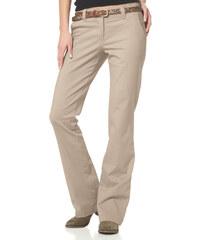 AJC Kalhoty, AJC béžová - Kratší/delší provedení (K,L)