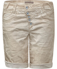 Street One - Oil-Wash Bermudashorts Bella - natural cream