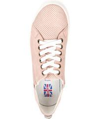 Keddo Sneaker mit Lochmuster - Pink - 36