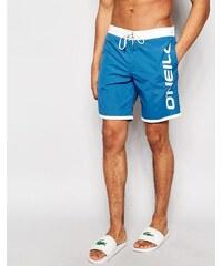 O'Neill - Short de bain avec logo - Bleu - Bleu