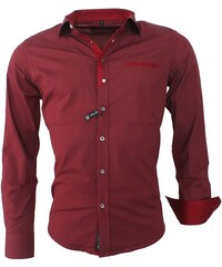 CARISMA košile pánská 8338 dlouhý rukáv slim fit