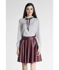 Ambigante Bordová sukně ASP0022