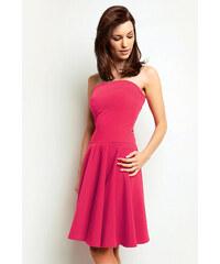 Karen Styl Fuchsiové šaty H63