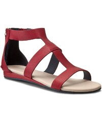 Sandály LACOSTE - Atalaye 116 1 Caw 7-31CAW0102112 Dk Red