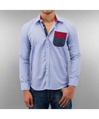 Just Rhyse Vintage Shirt Blue