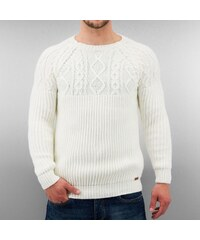 Just Rhyse Sweater White