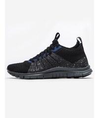 Nike Free Hypervenom 2 FC Black Black Reflect Silver Deep Royal Blue