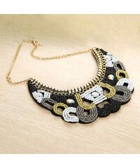 Lesara Statement-Halskette im Ethno-Look
