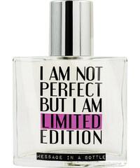 Message in a bottle Damendüfte I Am Not Perfect But Limited Edition Eau de Toilette (EdT) 50 ml