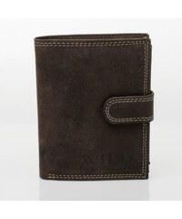 Pánská peněženka Wild by loranzo, Barva Hnědá Wild by loranzo SSP01