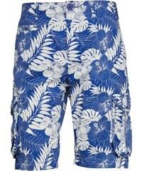 French Connection Herren Beach Mazarine Cargo Shorts Blau