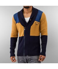 MCL Excel 9 Cardigan Navy