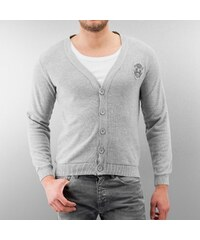 MCL Two Horses Cardigan Grey