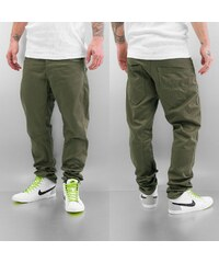 Just Rhyse Silver Jeans Olive