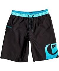 Dětské koupací šortky Quiksilver Side swipe VL youth 17 black XL