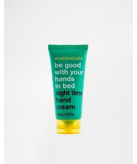 Anatomicals - Be Good With Your Hands In Bed - Crème de nuit pour les mains 100ml - Clair